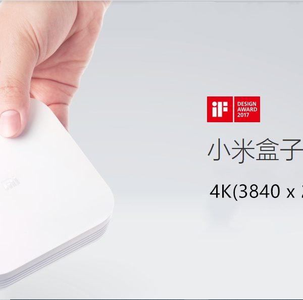 Xiaomi box3・pro 小米盒子3 増強版 音声認識機能Bluetoothリモコン付属 中国境内テレビの番組と映画と現場放送と海外映画は見られます。オリジナルセット